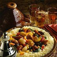 Marokkaanse catering